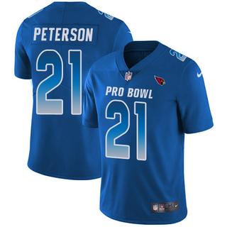Patrick Peterson Youth Arizona Cardinals Nike 2018 Pro Bowl Jersey -  Limited Royal Blue f82dbfca3