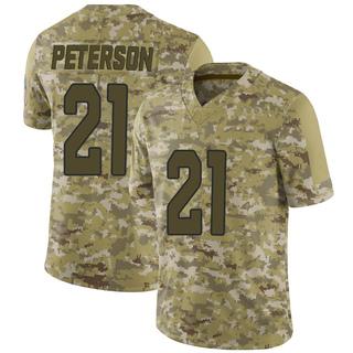 Patrick Peterson Men's Arizona Cardinals Nike 2018 Salute to Service Jersey - Limited Camo