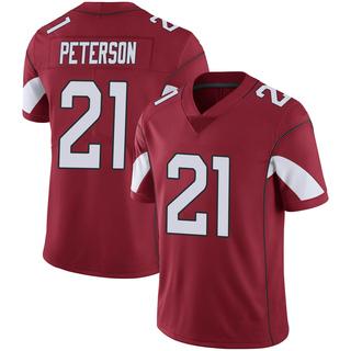 Patrick Peterson Men's Arizona Cardinals Nike Cardinal 100th Vapor Jersey - Limited