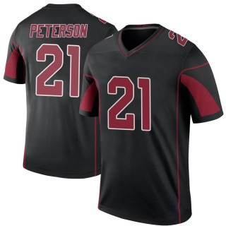 Patrick Peterson Men's Arizona Cardinals Nike Color Rush Jersey - Legend Black