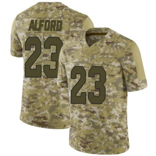 Robert Alford Youth Arizona Cardinals Nike 2018 Salute to Service Jersey - Limited Camo