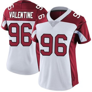 99b13b583eb6 Vincent Valentine Women s Arizona Cardinals Nike Vapor Untouchable Jersey -  Limited White