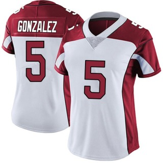 Zane Gonzalez Women s Arizona Cardinals Nike Vapor Untouchable Jersey -  Limited White 6711b85cbb